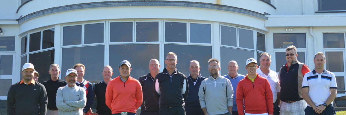 The Royal Birkdale qualifiers 2016